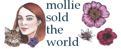 mollie sold the world